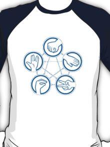 Rock Paper Scissors Lizard Spock T-Shirt