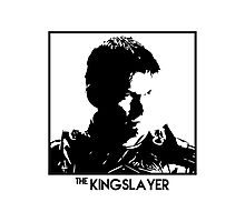 Jamie Lannister Kingslayer Inspired Artwork 'Game of Thrones' Photographic Print