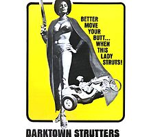 Darktown Strutters by PulpBoutique