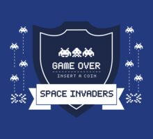 Space Invaders by strangebird2014
