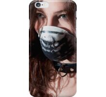 Charcoal Cyanix  iPhone Case/Skin