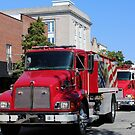 Here Come the Firetrucks by WeeZie