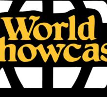 EPCOT World Showcase Sticker