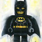 lego Batman... by Deborah Cauchi