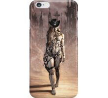 Steampunk Painting 004 iPhone Case/Skin