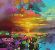 Saturate by scottnaismith