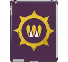 Destiny Queens Wrath Emblem iPad Case/Skin