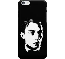 Buster Keaton Stares Off In The Distance iPhone Case/Skin