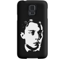 Buster Keaton Stares Off In The Distance Samsung Galaxy Case/Skin