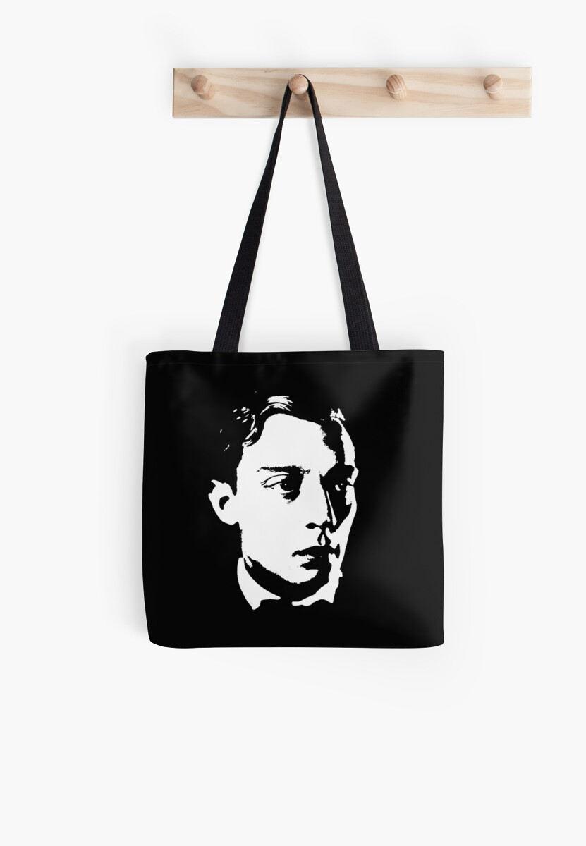 Buster Keaton Stares Off In The Distance by Museenglish