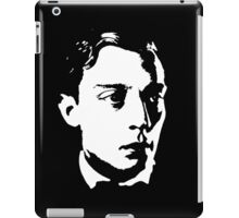 Buster Keaton Stares Off In The Distance iPad Case/Skin