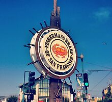 Fisherman's Wharf - San Francisco by benward646