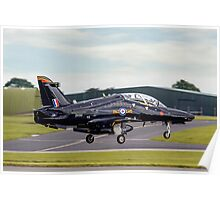 BAe Systems Hawk T.2 ZK012/C Poster