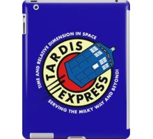 Tardis Express iPad Case/Skin