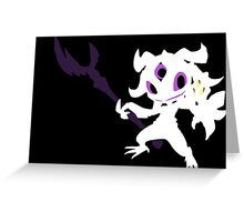 Void Fizz - League of Legends - White Greeting Card