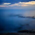 Before Sunrise.........The blue Hour by Imi Koetz