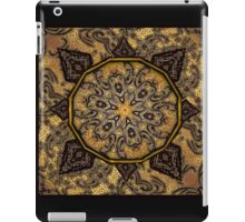 Golden Day Mandala iPad Case/Skin