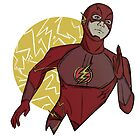 Flash by Denisstiel