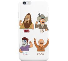 THIS IS ME NOW iPhone Case/Skin