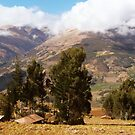 Landescape,cusco,Peru by Jose De la Barra