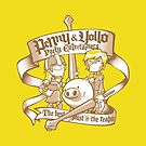 Penny & Yollo - Party Entertainers by eduardoribas