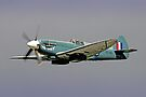 The Last - Spitfire PS915 (Mk PRXIX) by Colin J Williams Photography