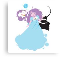 Princess Sailor Bee Canvas Print