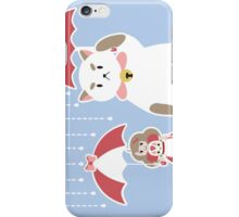 My Neighbor Puppycat iPhone Case/Skin