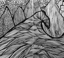 Geometric 2 by lydiaprakel