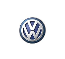 Volkswagen White  by Dimuthu  Sudasinghe
