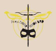 Yellow Bird by Nowhere89