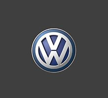VolksWagen Gray by Dimuthu  Sudasinghe