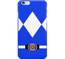 Blue Ranger Iphone Case iPhone Case/Skin