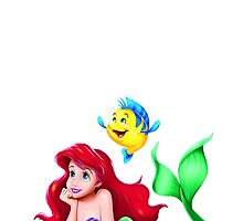 Ariel by bebe-gun