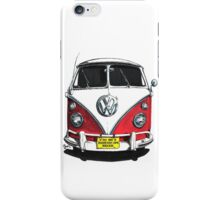 IF THE VAN IS A ROCKIN...  iPhone Case/Skin