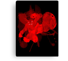 Ghost Raph Canvas Print