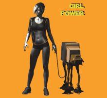 girl power by andreisky