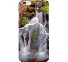 MOUNTAIN CASCADE iPhone Case/Skin