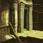 Ancient ruins by 2Herzen