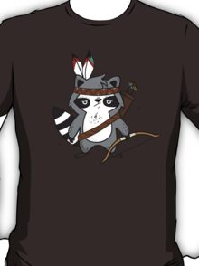 Apache The Raccoon T-Shirt