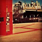 red column, melbourne by MAGDALENE CANTO