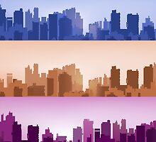Landscape by Alexzel