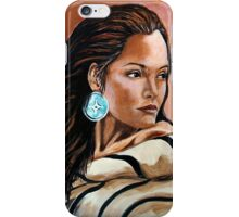 Lone Star, Wrapped In Tradition iPhone Case/Skin