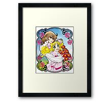 Candy & Terence Framed Print