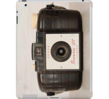 Vintage Brownie 127 Camera iPad Case/Skin