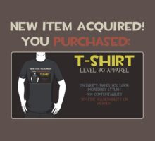 TF2 Item Shirt by Poyo