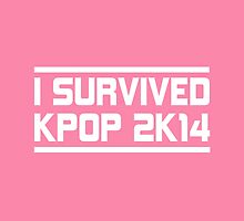 I SURVIVED KPOP 2K14 - SM STYLE PINK by CynthiaAd