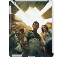 The Maze Runner Characters iPad Case/Skin