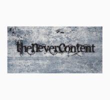 The Never Content (concrete) Kids Clothes