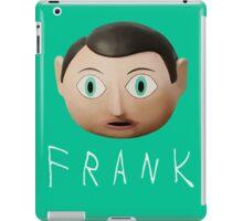 Just Frank iPad Case/Skin